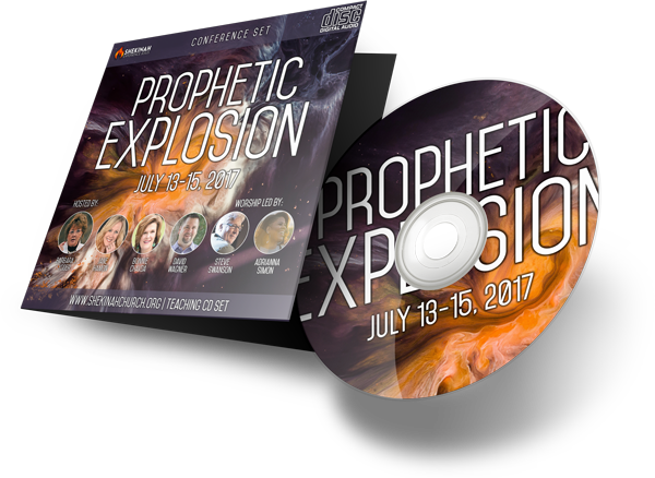 Prophetic Explosion – DVD Set
