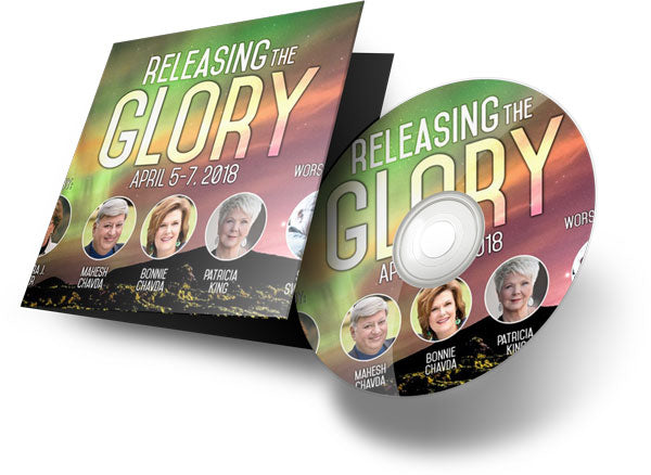 Releasing the Glory 2018 - DVD Set