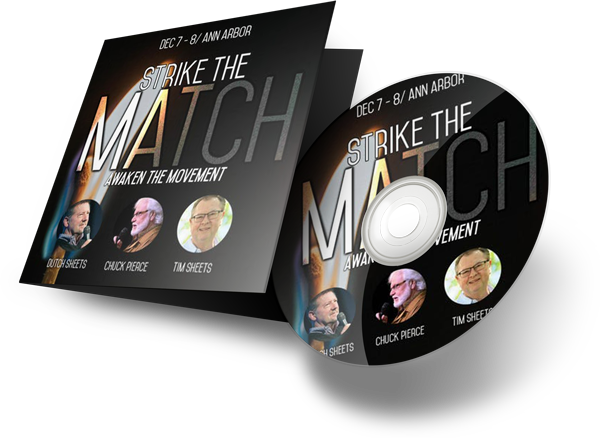 Strike the Match - DVD Set