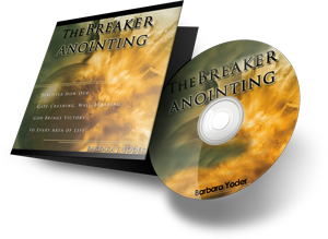 The Breaker Anointing- CD