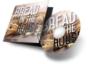 Bread Is Back In The House - CD