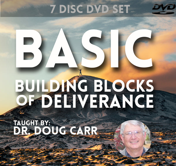Basic Building Blocks of Deliverance - DVD Set