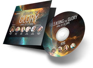 Releasing the Glory 2016 – DVD Set