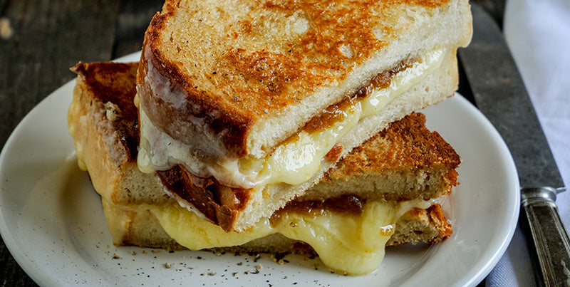 The Classic Grilled Cheese