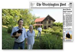 VCC Featured in the Washington Post, August 2011