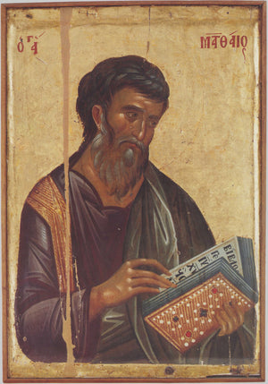 On the Apostolic Life - A Homily on the Feast of the Evangelist Matthew (2020)