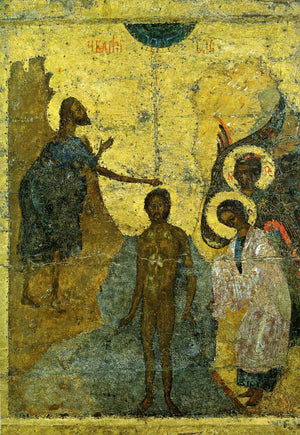 Christ Descends - A Sermon for the Sunday after Theophany (2021)
