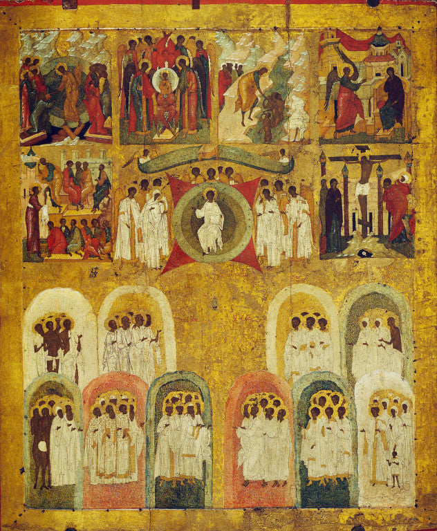 Sermon for the Feast of All Saints 2015
