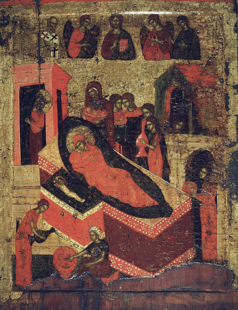 Sermon for the Nativity of the Theotokos 2016