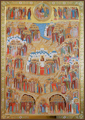 Honoring our Fathers and Mothers in the Faith - A Sermon for the Sunday of All Saints of Russia (2020)