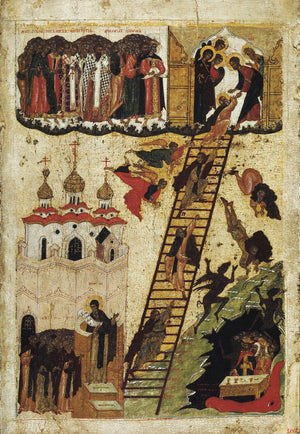 Sermon for the 4th Sunday of Great Lent: St. John of the Ladder