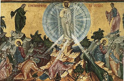 Sermon for the Transfiguration 2016