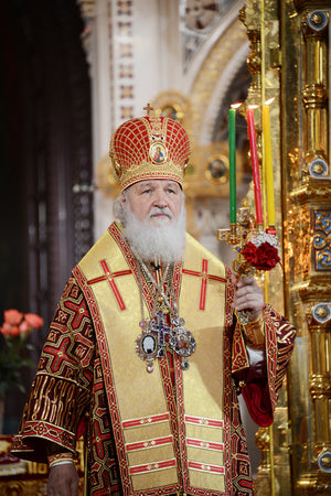 Paschal Epistle of His Holiness Patriarch Kyrill of Moscow and All Russia