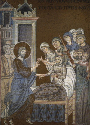 Sermon on the Widow of Nain (21st Sunday after Pentecost, 2015)