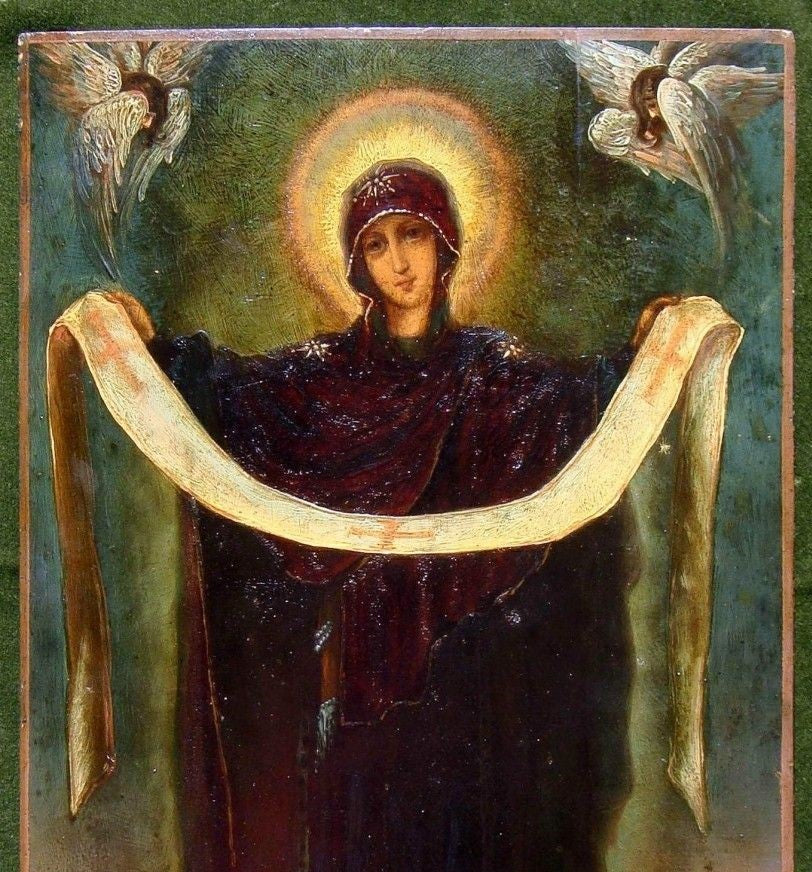 A Sermon for the Feast of the Protection of the Theotokos