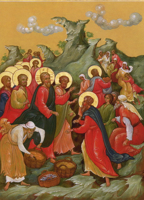 Sermon for the 8th Sunday after Pentecost 2015