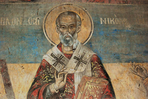 A Higher Love: Sermon on St. Nicholas the Wonderworker