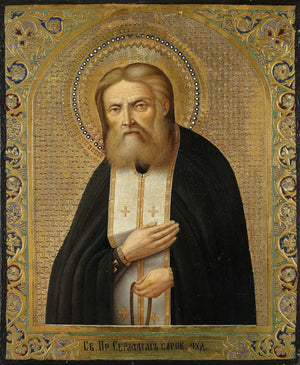 America Under Siege - A Sermon for the Feast of St. Seraphim of Sarov