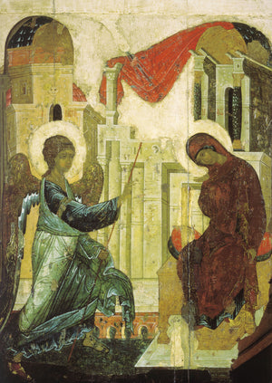 Faithful Daughter of Faithful Abraham - A Homily for the Annunciation (2020)