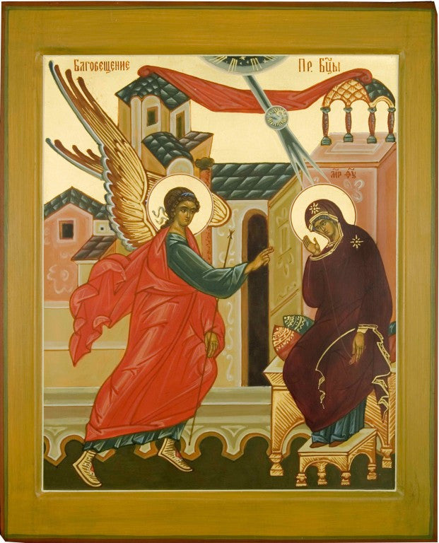 Sermon for the Annunciation 2016