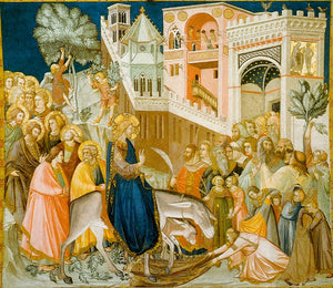 What Kind of Triumph Do We Seek? - A Sermon for Palm Sunday (2021)