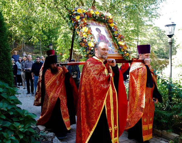 Hermitage Celebrates Patronal Feast and Annual Pilgrimage Weekend (2017)