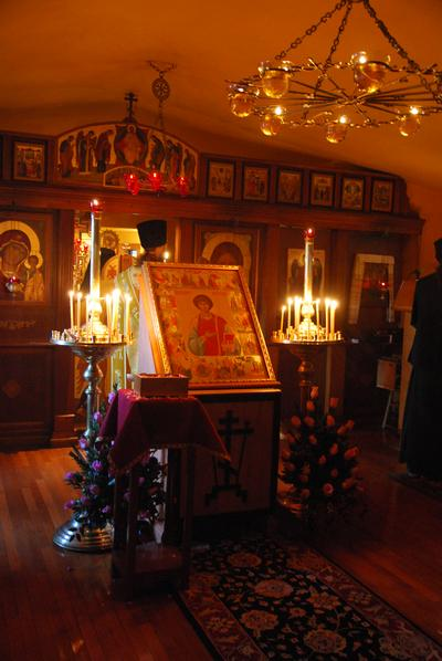 St. Panteleimon's Day Celebration at the Hermitage