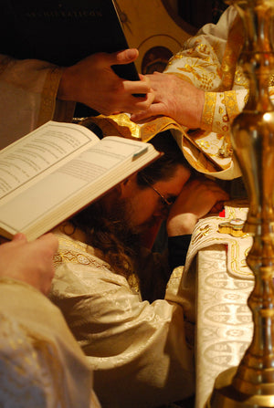 Ordinations of Hieromonk Paisios & Hierodeacon Macarius