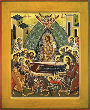 Sermon for the Dormition (2017)