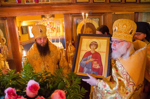 Feast of St. Panteleimon 2015