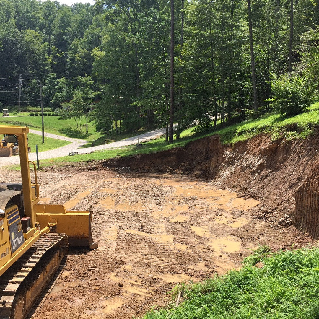 Excavation Begins for New Multipurpose Building