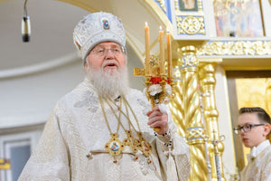 Paschal Epistle of His Eminence Metropolitan Hilarion (2019)