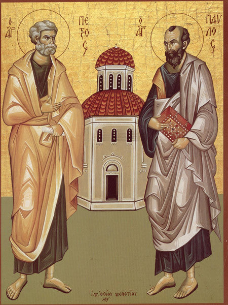 Sermon for the Feast of the Apostles Peter & Paul 2017