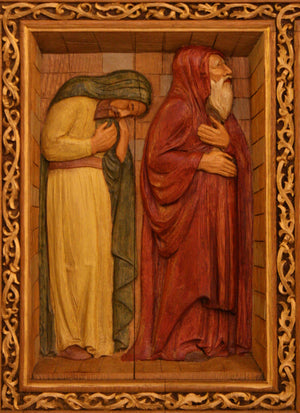 Humiliation & Humility - A Sermon for the Sunday of the Publican & the Pharisee (2021)