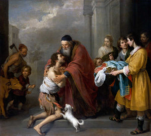 Sermon for the Sunday of the Prodigal Son (2019)