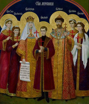 Sermon for the Feast of the Royal Martyrs 2016