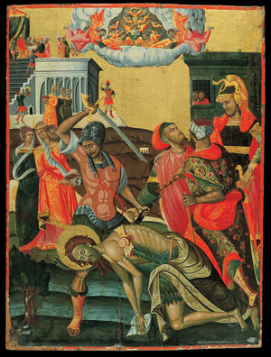 Menpleasing and Murder: A Homily for the Beheading of the Forerunner (2019)