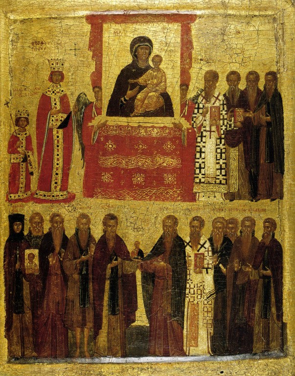 Sermon for the Sunday of Orthodoxy 2015