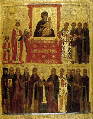 Public Orthodoxy - A Sermon for the First Sunday of Great Lent (2020)
