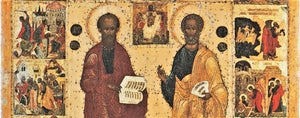 Sermon for the Feast of the Holy Apostles Peter & Paul (2018)
