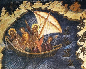The Voice of the Lord Is Upon the Waters: A Homily for the 9th Sunday after Pentecost