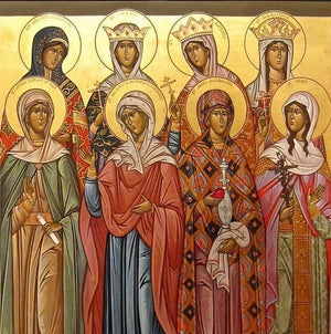 Sermon for the Sunday of the Myrrh-Bearing Women 2016