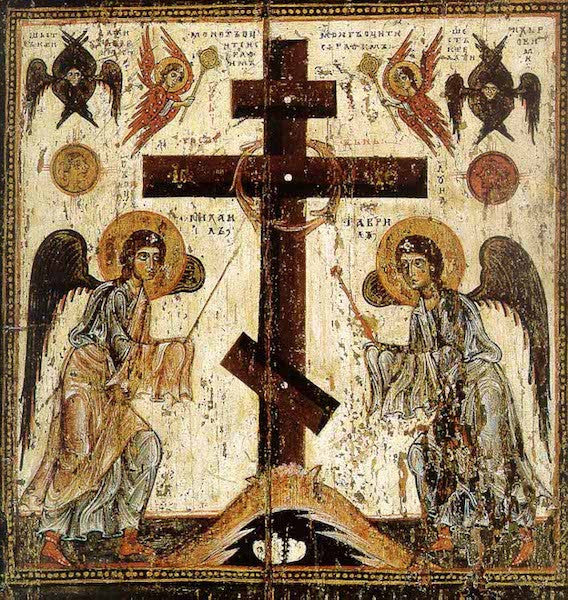 Sermon on the Sunday of the Cross 2017