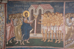Sermon on Gratitude - The Cleansing of the Ten Lepers (29th Sunday after Pentecost, 2015)