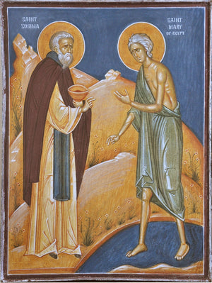 Repentance and the Glory of God - A Sermon for the Sunday of St. Mary of Egypt (2020)