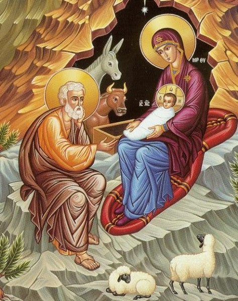Sermon on the Synaxis of the Theotokos (Second Day of Nativity) 2016