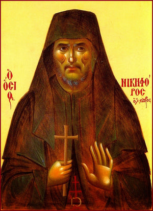 The Life of St. Nikephoros the Leper