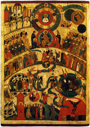 Sermon for the Sunday of the Last Judgment (2018)