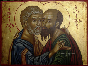 Sermon for the Feast of Sts. Peter & Paul 2016