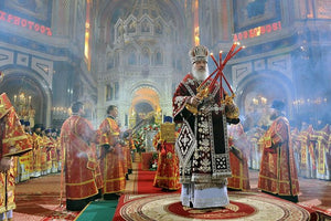 Paschal Epistle of His Holiness Patriarch Kyrill 2014